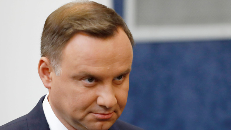 Polnischer Präsident Andrzej Duda legt Veto gegen umstrittene Kaczynski-Reform ein