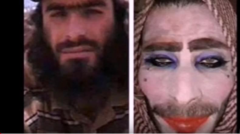 Mossul: IS-Kämpfer versuchen offenbar geschminkt und als Frauen verkleidet zu fliehen