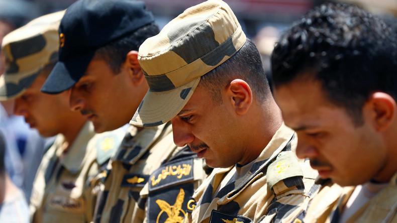 Sieben Zivilisten sterben nach Explosion auf Sinai-Halbinsel
