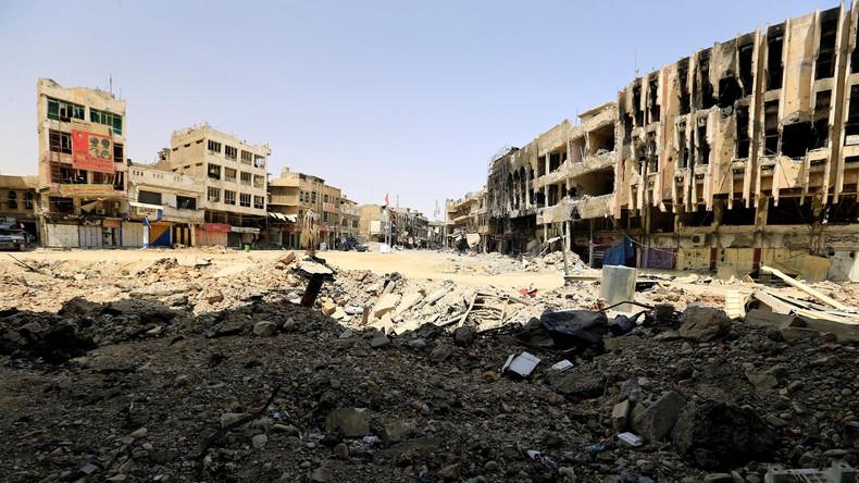 Bundesentwicklungsministerium sagt Irak nach Mossul-Befreiung neue Hilfen zu