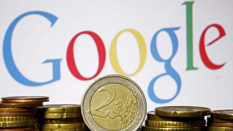 EU-Kartellstrafe bringt Google-Mutter Alphabet um Millionengewinn