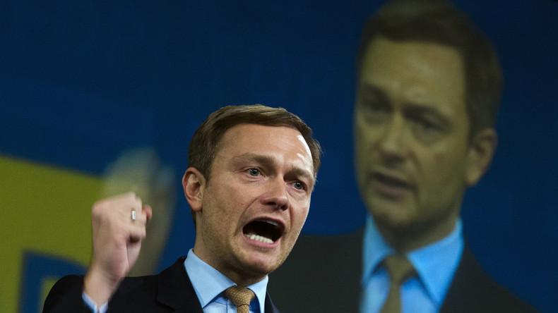 Bundestagswahl 2017: FDP-Chef Lindner fordert Stopp der Beitrittshilfen für die Türkei