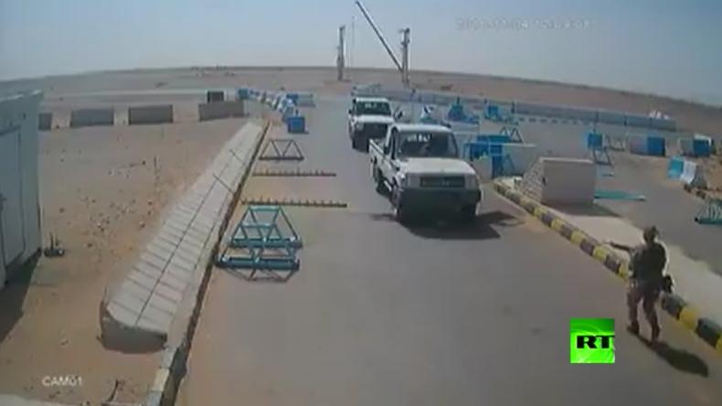 Jordanien: Video zeigt tödlichen Angriff auf US-Soldaten - Schütze zu lebenslänglich verurteilt