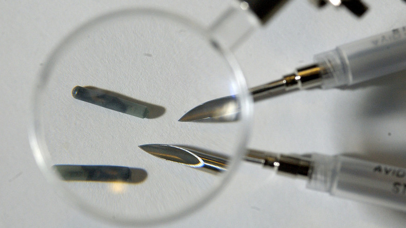 US-Firma implantiert Mitarbeitern Mikrochips