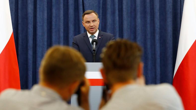 Polen: Eine der Justizreformen tritt doch in Kraft