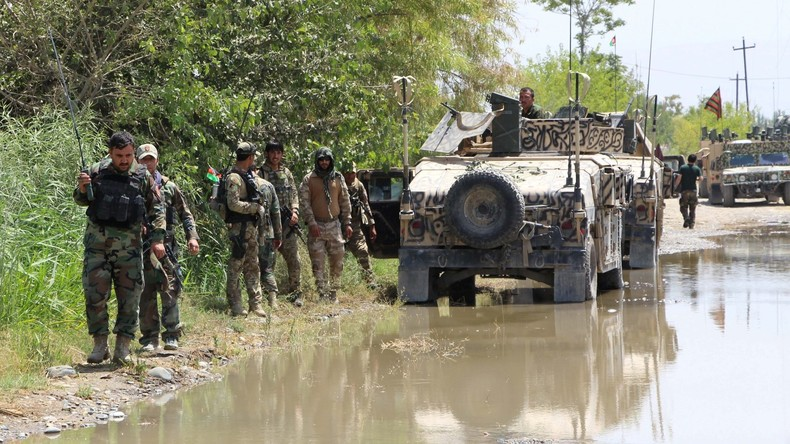 Taliban erobern drittes Bezirkszentrum in Afghanistan