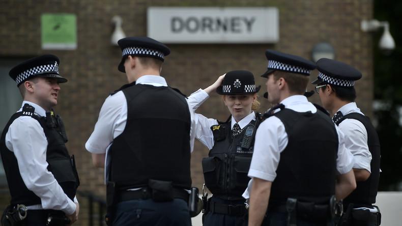 Londoner Polizei nimmt 53-jährige Frau wegen Terrorpropaganda fest