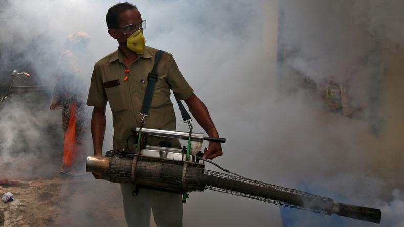 Mehr als 300 Denguefieber-Tote in Sri Lanka