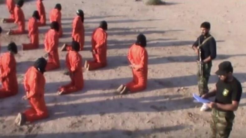 """Libyen: US-Alliierter Haftar lässt Gefangene im Stil des """"Islamischen Staates"""" hinrichten"""