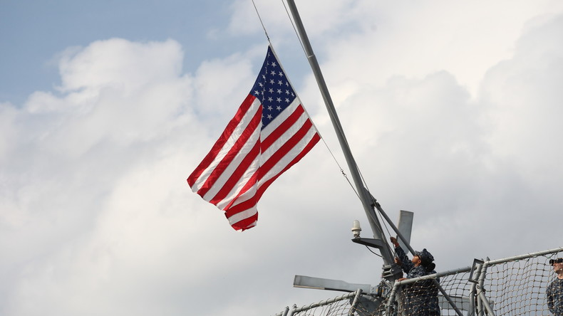 US-Schiff gibt Warnschüsse auf iranisches Boot im Persischen Golf ab