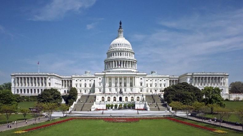 Live: US-Repräsentantenhaus stimmt über neue Sanktionen gegen Russland ab