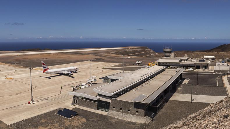 """""""Nutzlosester Flughafen der Welt"""" bekommt seinen ersten Linienflug"""