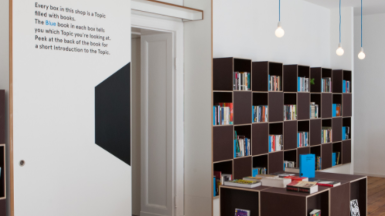 """""""Faschistischer Buchladen im Herzen Berlins"""": Warum eine jüdische Buchhandlung in Berlin aufgibt"""