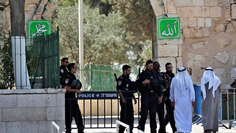 Palästinenser erhalten Boykott des Tempelbergs vorerst aufrecht