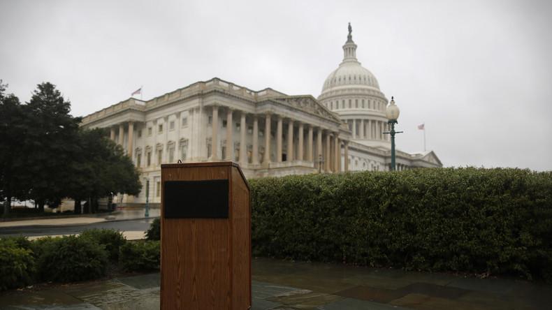 Der Machtkampf in Washington spitzt sich zu