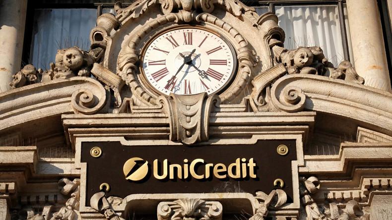 Hacker greifen Daten von Unicredit-Bankkunden ab