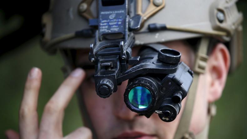 """""""Wie bei Ebay"""" - Pentagon verkauft Militärausrüstung an Fake-Polizei"""