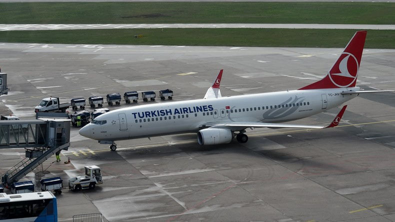 Turkish Airlines macht Hammam an Bord [VIDEO]