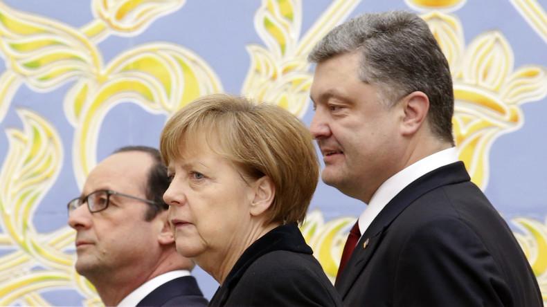 """EU und Auswärtiges Amt zur Ukraine-Krise: """"Vorwärts immer, rückwärts nimmer!"""""""