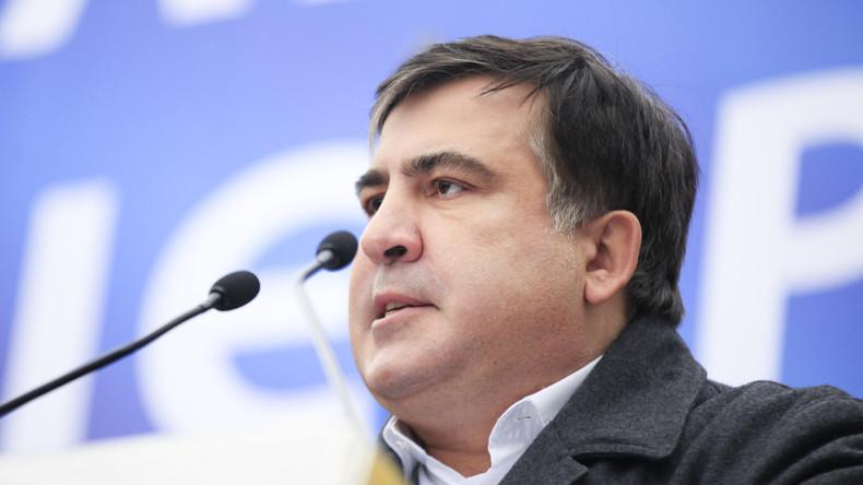 Poroschenko entzieht Saakaschwili ukrainische Staatsbürgerschaft