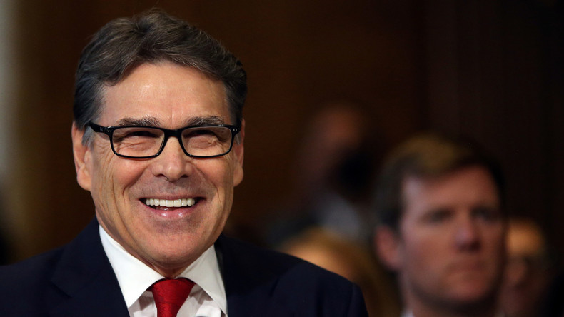 Fake-Call: Russische Komiker verblüffen US-Energieminister Rick Perry