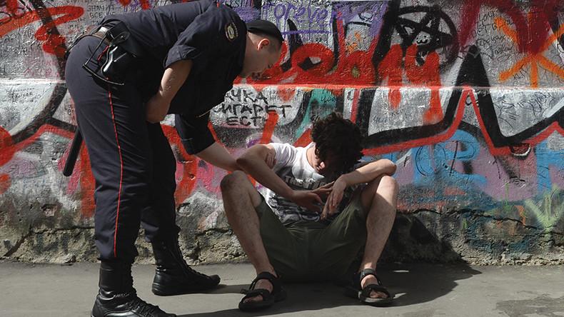 Schwieriges Alter: Jugendkriminalität geht in Russland seit Jahresbeginn um 22 Prozent zurück