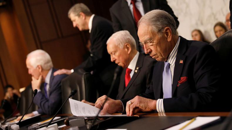 US-Kongress beschließt Sanktionen zum Wohle der eigenen Gasindustrie