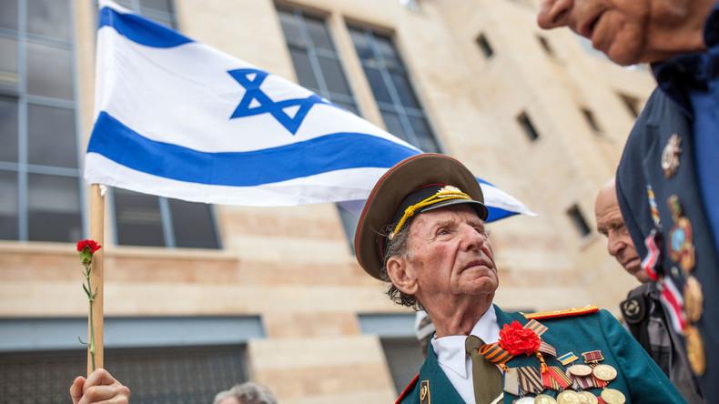 """Israelisches Parlament führt """"Tag des Sieges"""" als offiziellen Feiertag ein"""