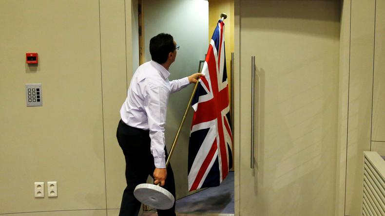 """Britische Minister: """"Freiheit für Arbeitskräfte aus EU wird nach Brexit enden"""""""