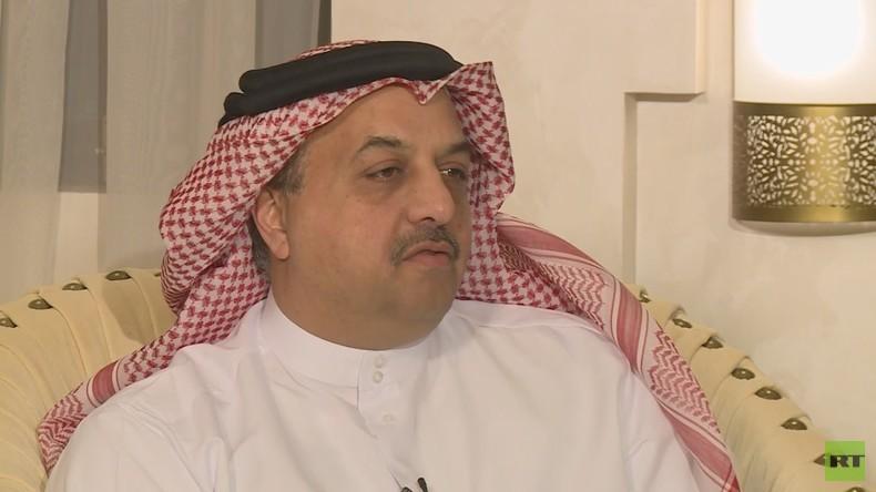 """Katars Minister im Exklusiv-Interview: """"Die Krise hat viele negative als auch positive Seiten"""""""