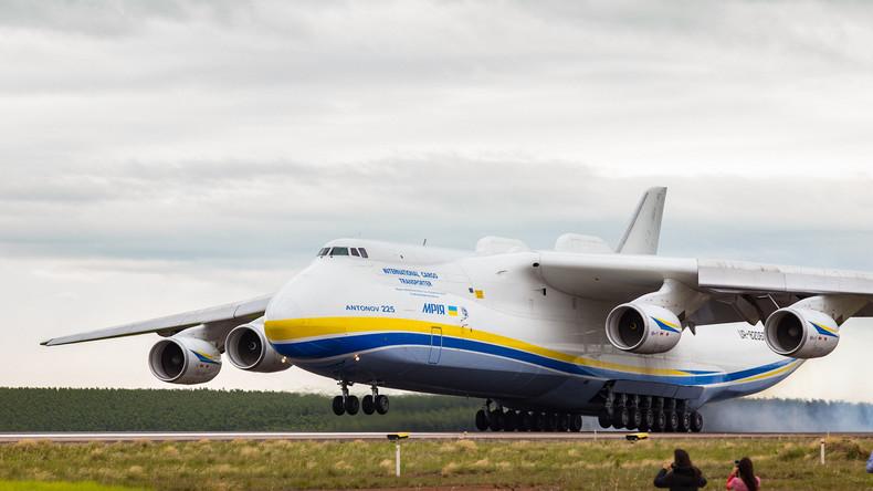 Ukraine beginnt Auflösung des legendären Flugzeugherstellers Antonow