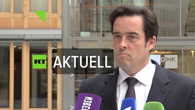 """Deutsche Handelskammer: """"Wir sind sehr beunruhigt über die Sanktionen"""""""