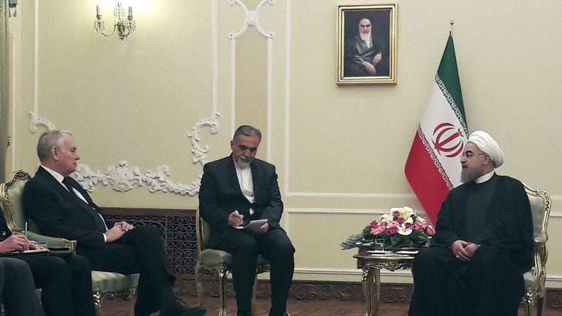 """Französisches Außenministerium: Sanktionen gegen Russland und Iran """"völkerrechtswidrig"""""""