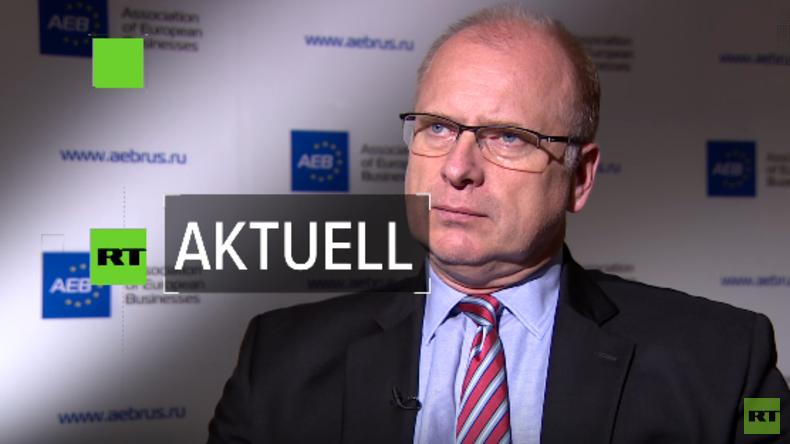 AEB: Versuch der EU-Kommission, US-Sanktionsbeschlüssen exterritorialen Charakter zu nehmen, ist gut