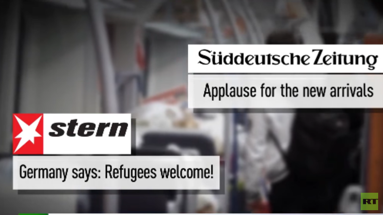 Flüchtlingskrise: Studie entlarvt deutschen Nanny-Journalismus