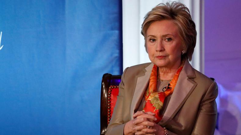 """""""What Happened"""" - Hillary Clinton schreibt ein Buch über ihre Wahlkampfniederlage"""