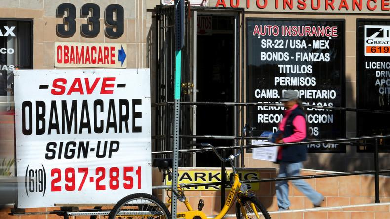 Trump scheitert im Senat mit Entwurf zu Obamacare light