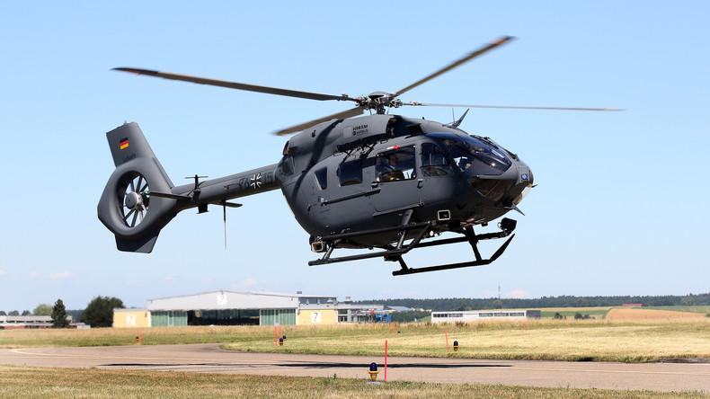"""Nach tödlichem Hubschrauberabsturz der Bundeswehr in Mali: """"Piloten zu wenig trainiert"""""""