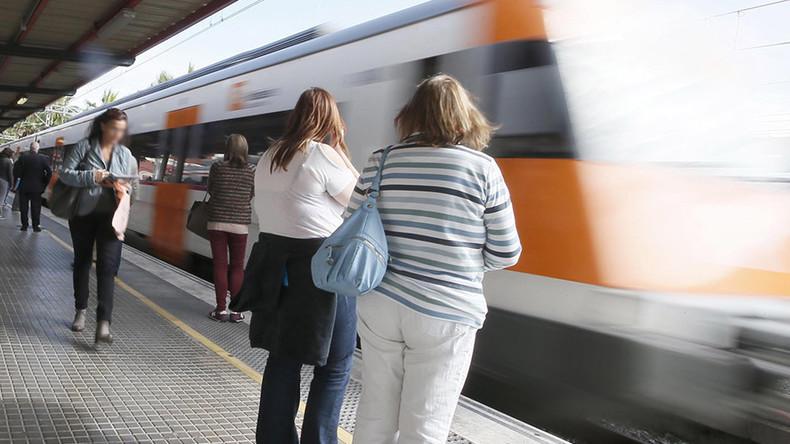 48 Menschen bei S-Bahn-Unglück in Barcelona verletzt
