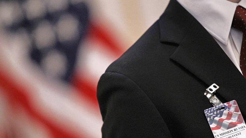 Moskau ergreift Gegenmaßnahmen: Zahl der US-Diplomaten in Russland reduziert
