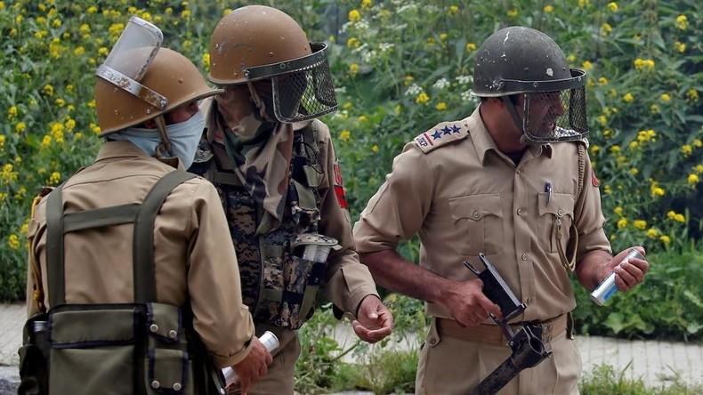 Indien will von Israel Stinkbomben kaufen - sie stinken den Indern aber nicht genug