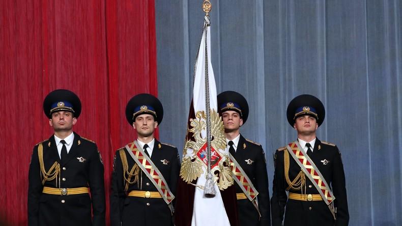 """Russische Nationalgarde kündigt Gründung eigener """"Wissenschaftsfirmen"""" für diesen Herbst an"""