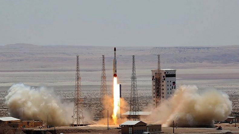 Iran schickt weiteren Satelliten ins All: Amerikaner sehen darin Bestätigung für Sanktionen
