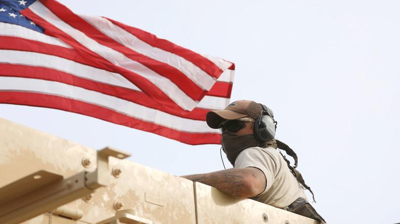 Syrien: US-Militär beendet Zusammenarbeit mit Rebellengruppe