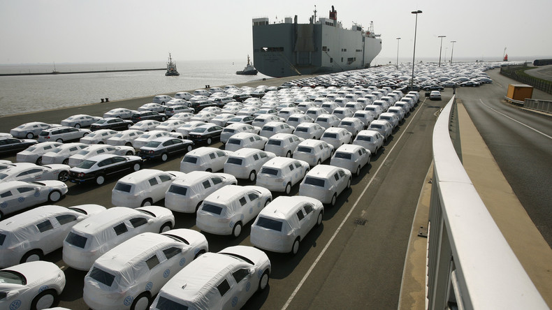 Deutschlands Stellung in der Welt (III): Die Geißel Welthandel