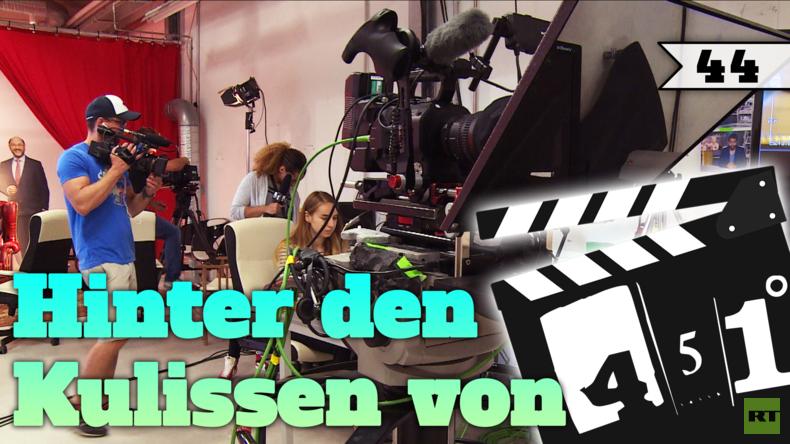 451 Grad | Einblick: Hinter den Kulissen | Making Of |44