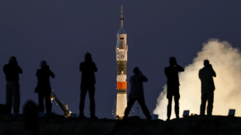 Kosmonauten-Ablösung trifft an Raumstation ISS ein