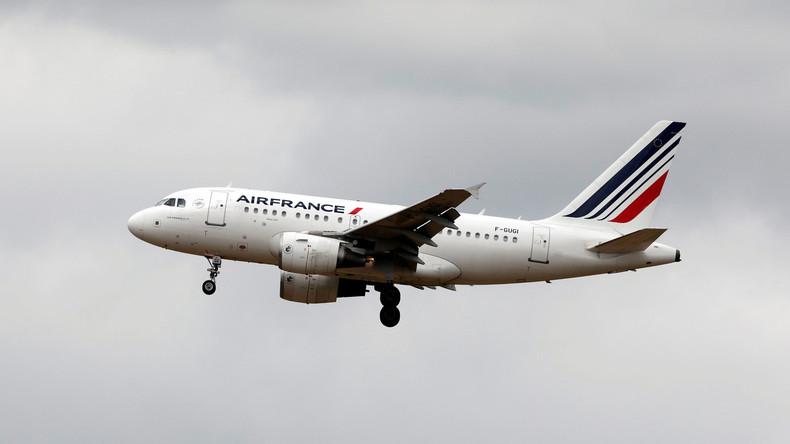 Air France stellt Flüge nach Venezuela ein