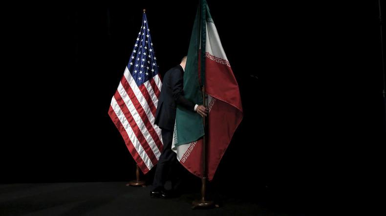 Iran verurteilt neue US-Sanktionen als feindseligen Akt