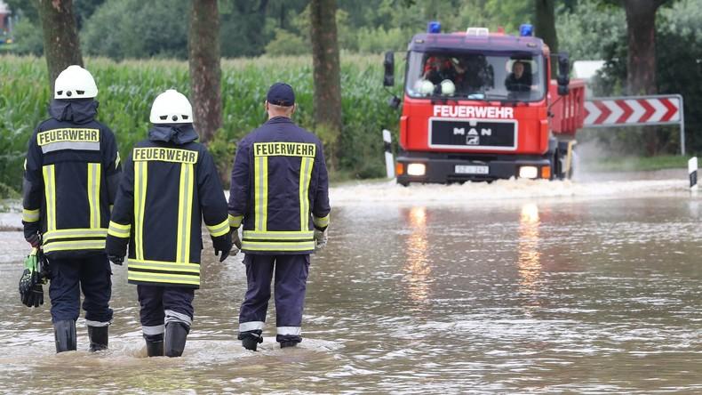 Leichte Tendenz zur Besserung beim Hochwasser in Niedersachsen